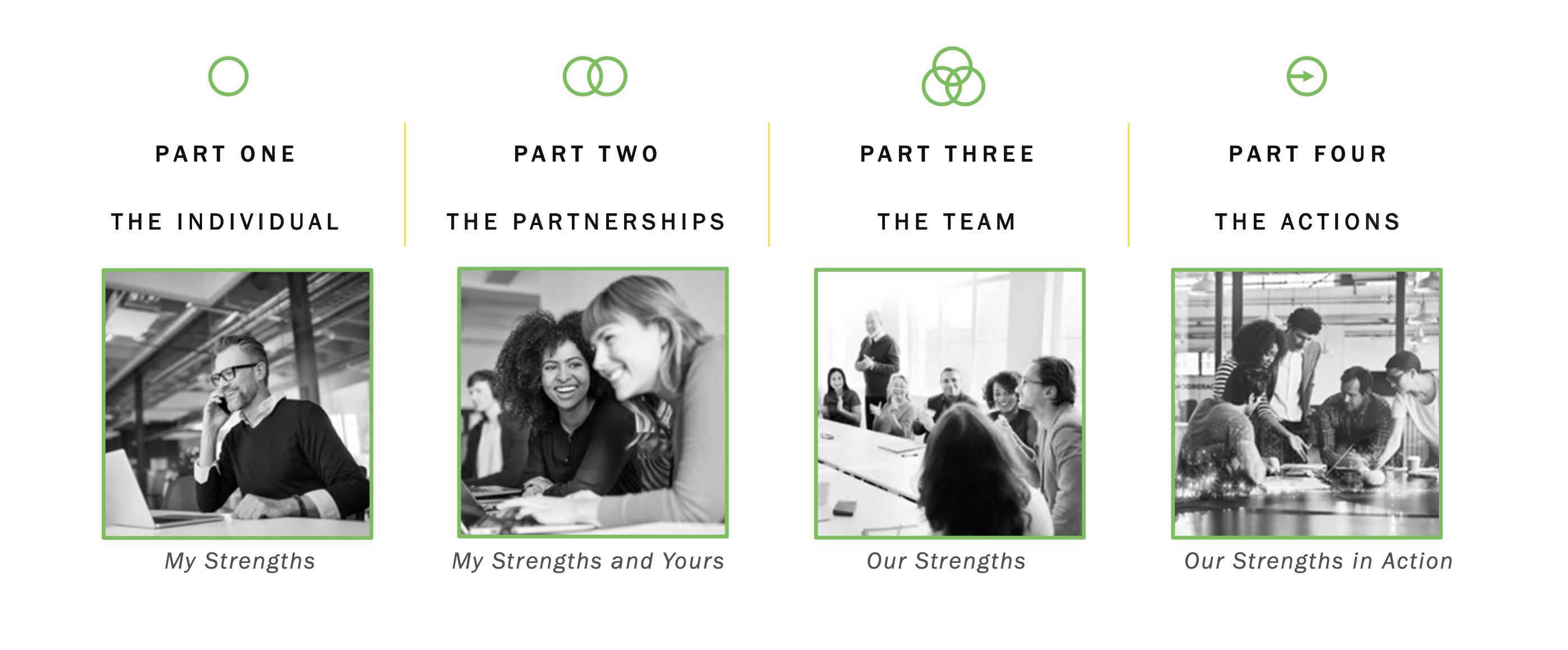 Gallup Global Strengths